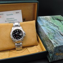 롤렉스 (Rolex) EXPLORER 2 16570 Black Dial with Box and Paper