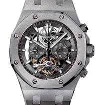 Audemars Piguet Royal Oak Tourbillon Chronograph Titanium...