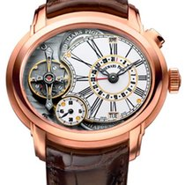 Audemars Piguet Millenary Quadriennium 18K Pink Gold Men's...