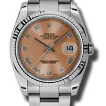 Rolex Datejust 36mm - Steel Fluted Bezel - Oyster Bracelet