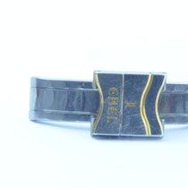 Ebel Faltschliesse 11mm Für Herren Uhr Classic Wave Stahl/gold...