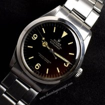 Rolex 1016 Explorer Tropical Gilt Dial