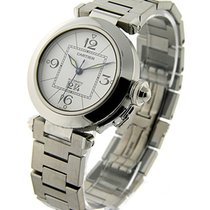 Cartier W31055M7 Pasha C with Big Date - Steel on Bracelet...