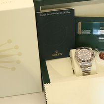 Rolex Sea-Dweller Deepsea mark 1 first serie box papers