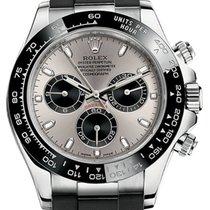 Rolex Cosmograph Daytona 116519LN Steel Index Black Cerachrom...