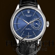 Rolex Cellini Date 39mm White Gold 18ct G