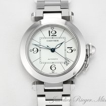 Cartier Pasha C Stahl 35 mm Medium  Automatik