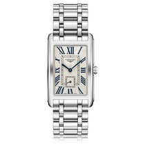 Longines DolceVita Quartz Stainless Steel Unisex Watch L57554716
