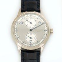 Patek Philippe White Gold Annual Calendar Regulator Watch Ref....