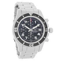 Breitling Superocean 42 Mens Chrono Automatic Watch A13311C9/B...