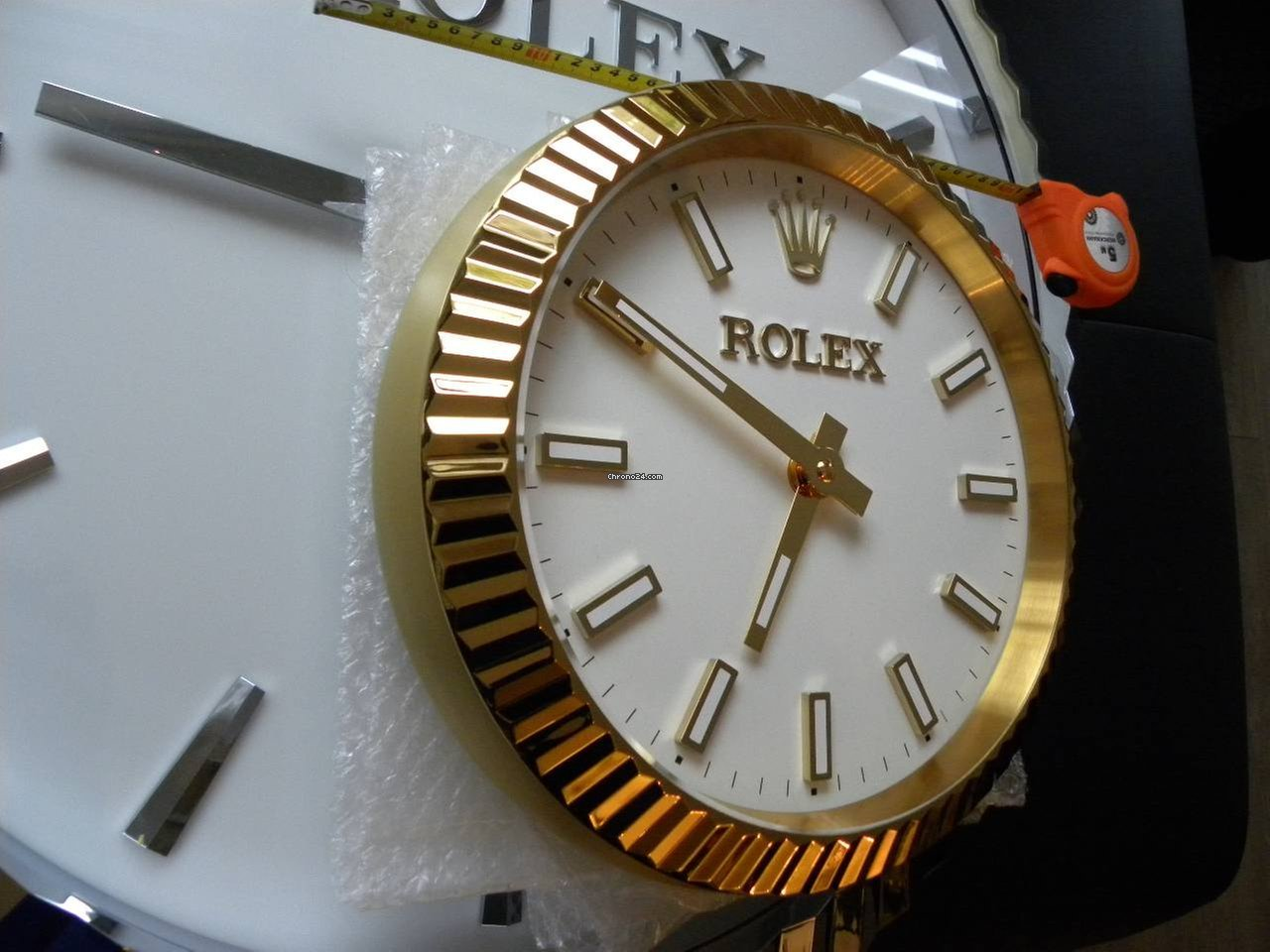 Rolex clock wall image collections home wall decoration ideas rolex new hotel wall clock wallclock inducta movement also rolex new hotel wall clock wallclock inducta amipublicfo Images
