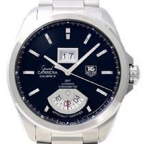 TAG Heuer Grand Carrera Calibre 8RS Grand Date GMT WAV5111.BA0901