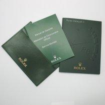 Rolex Datejust II Beschreibung / Mäppchen / Chronometer-Garantie