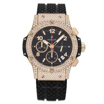 Hublot Big Bang Gold Pavé 41 mm
