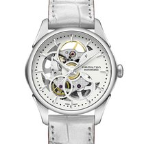 Hamilton Ladies H32405811 Jazzmaster Viewmatic Watch