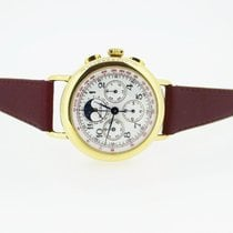 Bulova Vintage Chronograph 18Karat Gold Limited Edition