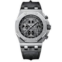 Audemars Piguet Royal Oak Offshore Grey Chronograph Watch