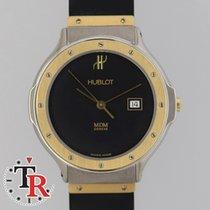 ウブロ (Hublot) Classic Midsize Steel & Gold