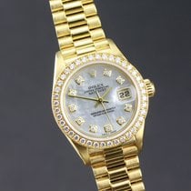 Rolex Datejust 79138 'Mother of Pearl Diamonds' Lady