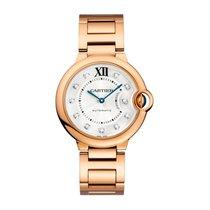 Cartier Ballon Bleu Automatic Mens Watch Ref WE902026