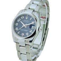 Rolex Unworn 178240 Mid Size DATEJUST with Oyster Bracelet -...