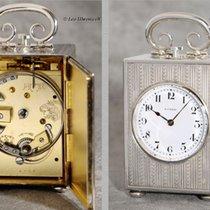 Tissot Mathey / В. ГАБЮ quarter repeater miniature carriage clock