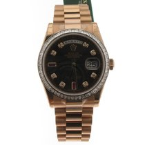 Rolex Daydate 118395 Chocolate Diamond