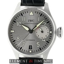 IWC Pilot Collection Big Pilot Father Edition 46mm Steel...