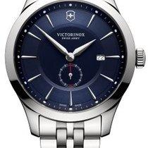 Victorinox Swiss Army ALLIANCE Steel Bracelet Dial Blue 44mm...