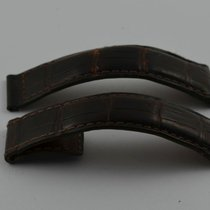 Baume & Mercier Kroko Leder Armband Leather Bracelet 21mm...