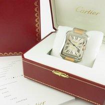 Cartier Tank Anglaise Xl Automatik Stahl/gold W5310006 Box...