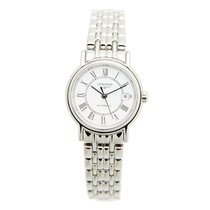 Longines Presence Stainless Steel White Automatic L4.321.4.11.6