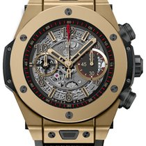 Hublot 411.MX.1138.RX Big Bang Unico in Magic Yellow Gold -...