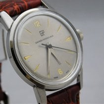 Girard Perregaux SS Vintage 1950's Manual Wind Mens Pre-Owned...