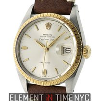 Rolex Oyster Perpetual Explorer Date Steel & Yellow Gold...