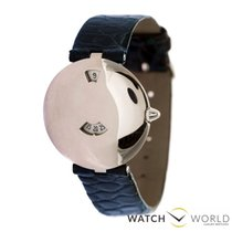 Chaumet Jumping Hour lady white gold