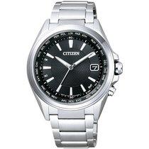 Citizen Elegant Eco Drive Titanium Herrenuhr CB1070-56E