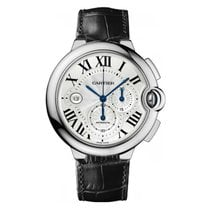 Cartier Ballon Bleu Automatic Mens Watch Ref W6920005