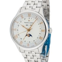 Maurice Lacroix Masterpiece Phases de Lune MP6607-SS002-111