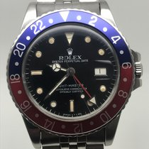 Rolex GMT-Master PEPSI 16750 YEAR 1986 PERFECT CONDITION