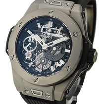 Hublot 414.NI.1123.RX Big Bang meca-10 Mens 45mm Manual in...