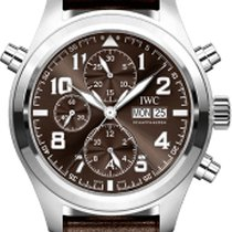 IWC PILOT'S WATCH DOUBLE CHRONOGRAPH EDITION «ANTOINE DE...