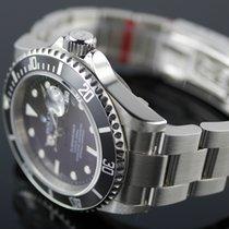 Rolex SUBMARINER  Date 16610LN-GARANZIA ITALIA