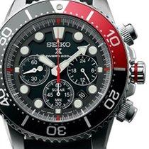 Seiko SSC617P1 Prospex Solar Diver Chronograph 43mm 20ATM