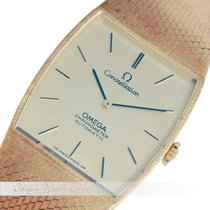 Omega Constellation Gelbgold Automatik