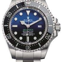 Rolex Deepsea D-Blue Dial Stainless Steel 116660BLSO