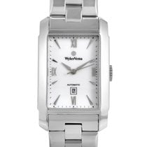 Wyler Vetta Unisex Stainless Steel Quartz Watch 1116140099