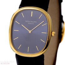 Patek Philippe Ellipse Automatic Ref-3738 18k Yellow Gold...