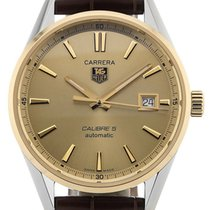 TAG Heuer Carrera 39 Automatic Gold Dial Calibre 5