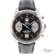 TAG Heuer Grand Carrera Calibre 17RS Chronograph Brown